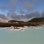 Blue Lagoon hot spring