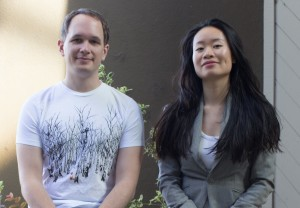 Jeremy and Nancy, founders of Apptimize