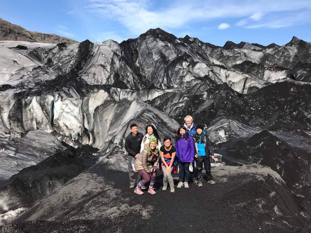Iceland June 2018 with MIT friends!